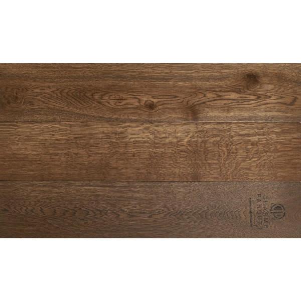 Charme Parquet 27 Olej szczotkowanie Drewno egzotyczne Doussie 138 mm /16mm Natur 4 fazy - 727676_O1