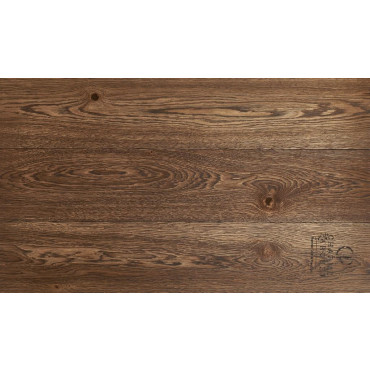 Charme Parquet 13 Olej szczotkowanie Drewno egzotyczne Doussie 138 mm /16mm Natur 4 fazy - 726378_O1