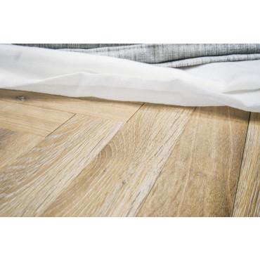 Charme Parquet 16 Olej szczotkowanie Drewno egzotyczne Doussie 138 mm /16mm Natur 4 fazy - 728350_O1