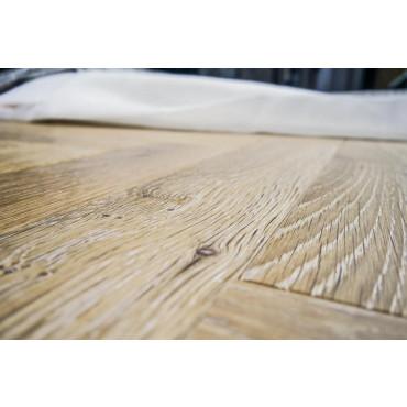 Charme Parquet 17 Olej szczotkowanie Drewno egzotyczne Doussie 178 mm /16mm Natur 4 fazy - 727381_O1