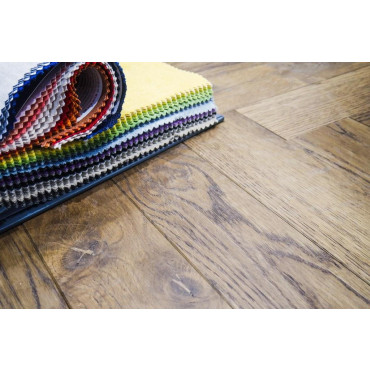 Charme Parquet 18 Olej szczotkowanie Drewno egzotyczne Doussie 178 mm /16mm Natur 4 fazy - 727621_O1